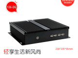免费试用云创i3 3217G迷你主机 微型电脑迷你型台式电脑整机