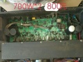 MS-1400纯功放,贝拉利PM700纯功放,700w2