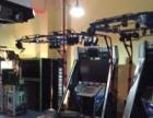 咸阳动漫城游戏机跳舞机赛车液晶屏动漫设备回收与销售