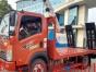厂家直销重汽王牌挖机运输车价格
