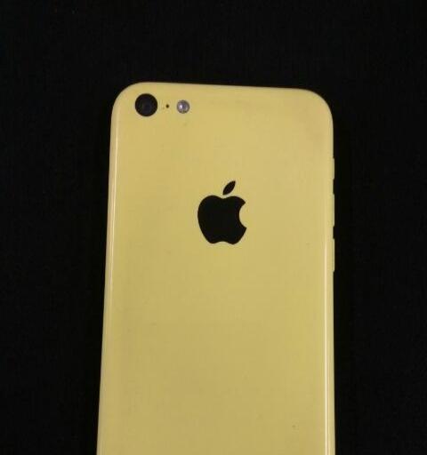 国行苹果5C