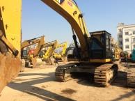 贵阳二手挖掘机市场,二手卡特320 336挖掘机,可分期付款