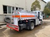 工地流动加油车 5方6方油罐车 蓝牌油罐车