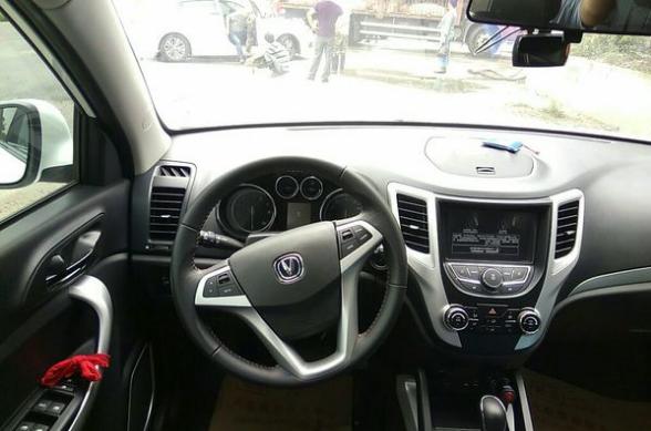 转让 越野车SUV长安CS35 1.6L 16款自动豪华型