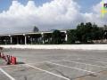 通道线翻新,停车位划线翻新,工厂画道路线,地坪漆