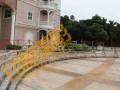 海口观澜湖酒店300人公司会议照拍摄,集体照摄影架子