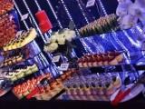 千人年会围餐盆菜周年庆典自助餐乔迁西餐冷餐上门定制