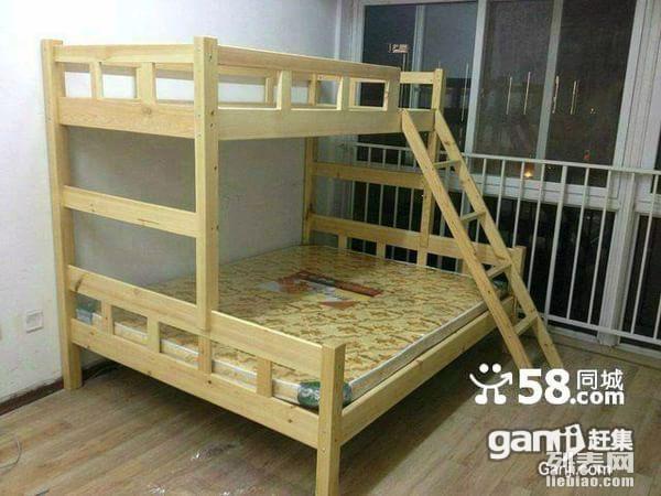 厂家出售双人床 单人床 上下床 沙发床 大衣柜 床垫