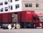 黄江的物流到滁州是专线运输公司