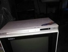 海尔全自动洗衣机,电视机,自己听歌调音台,纯功放,音箱准备