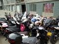 临沂大学城毕业生的摩托车专卖跑车千元踏板越野太子公路赛,千挑