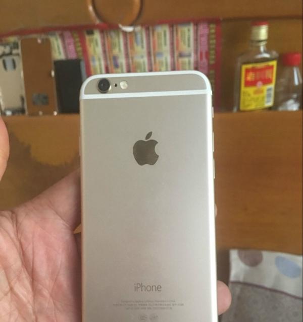 苹果6国行全网4G16G内存