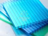 长治温室大棚阳光板供应 隔热透光PC阳光板