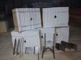 陶瓷纤维模块厂家 耐火保温折叠快 热盾厂家直销
