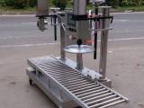 福建树脂乳胶漆稀释剂灌装机 半自动涂料灌装机