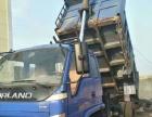 自卸货车低价急转,沙厂倒闭,几台自卸货车转让。
