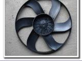 厂家供应塑料电器外壳 吹风机塑胶配件 出风外壳注塑加工厂家