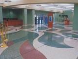 彩砂环氧树脂装饰地坪施工与价值