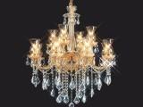 水晶灯品牌哪家好 馨月灯饰值得您的信赖