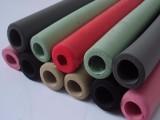 厂家直销橡塑海绵管 NBR海绵管 磨砂海绵管