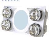 集成吊顶 LED四灯三合一取暖器 通风 照明一体化 厂家直销