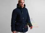 荷兰苏打scot2013冬款 男式棉衣 休闲棉外套 中长款男棉服 男长袖
