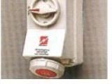 机械连锁防水型插座