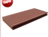 室外木塑地板 空心塑木地板  实心塑木地