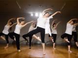 迷人优雅的芭蕾在呼市灵子舞蹈学校成人零基础