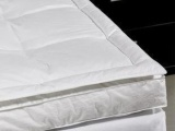 康尔馨 羽绒床垫 床褥保护垫 五星级酒店