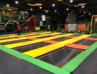 爱酷体育蹦床公园 大型室内游乐中心