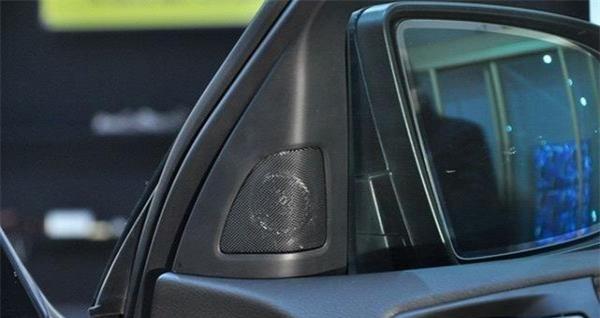 西安音响改装宝马X6汽车音响改装丰富汽车生活 西安高清图片