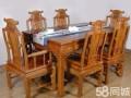 上门回收家具电器办公桌椅宾馆KTV等设施木地板库存物品