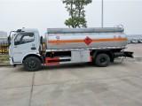 广州全新带牌8吨加油车厂家年底钜惠出售可异地审车