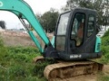 神钢 SK60-C 挖掘机