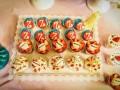 常州湖塘韩尚儿主题派对宝宝宴成人宴气球生日趴布置