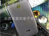 新款OPPO X909布丁手机套 磨砂TPU保护套 半透明软外壳