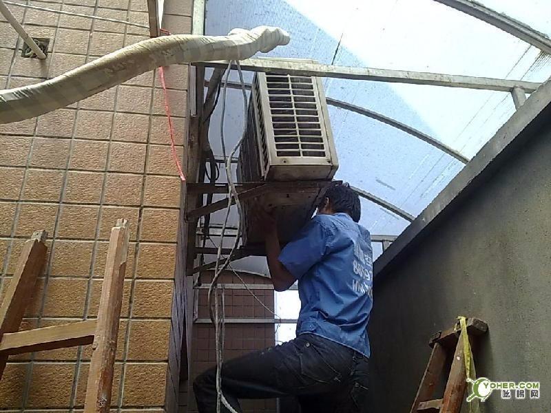 绍兴 柯桥 专业空调维修 中央空调维修加氟 冰箱
