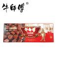 厂家直销 牛师傅牛肉粒26g韩式炭烧婚庆喜糖牛肉粒 休闲零食批发
