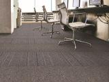 地毯厂家批发 办公地毯满铺商务楼工程地毯丙纶方块沥青提花地垫