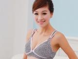 新款孕妇 前开扣性感豹纹哺乳文胸 纯棉哺乳内衣 无钢圈胸罩