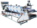 大型全自动蒸汽式凉皮机 自熟自带切断