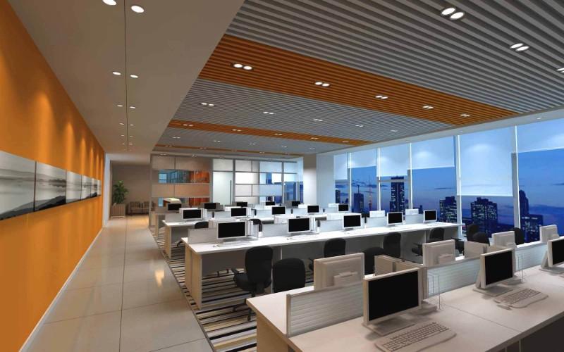 惠州惠阳办公室写字楼装修,惠阳办公室装修公司找华邦办公装修