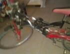 旧的喜德盛山地自行车出售8成新吧!价格260元