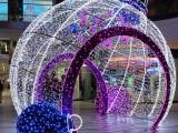 广场街道亮化灯光造型灯光熊动物灯光造型节日灯光造型熊街道亮化