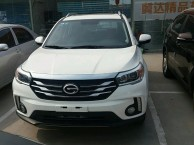 四川广汽传祺GS4首付一万两证一卡当天提车流水