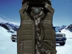 2014冬季新品JEEP吉普战车棉马甲马夹修身男士外套厂家直销 1508