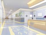前海口腔医院设计 眼科医院装修 中医医院设计