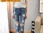 香格里拉哪里有夏季新款女式牛仔短裤 韩版女装牛仔裤外贸库存