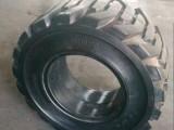 挖掘机实心轮胎10-16.5工程轮胎图片实心轮胎价格